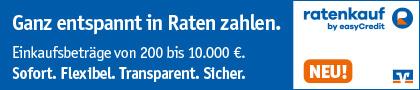 Der einfachste Ratenkauf Deutschlands